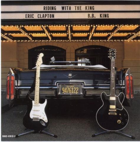 BB King & Eric Clapton